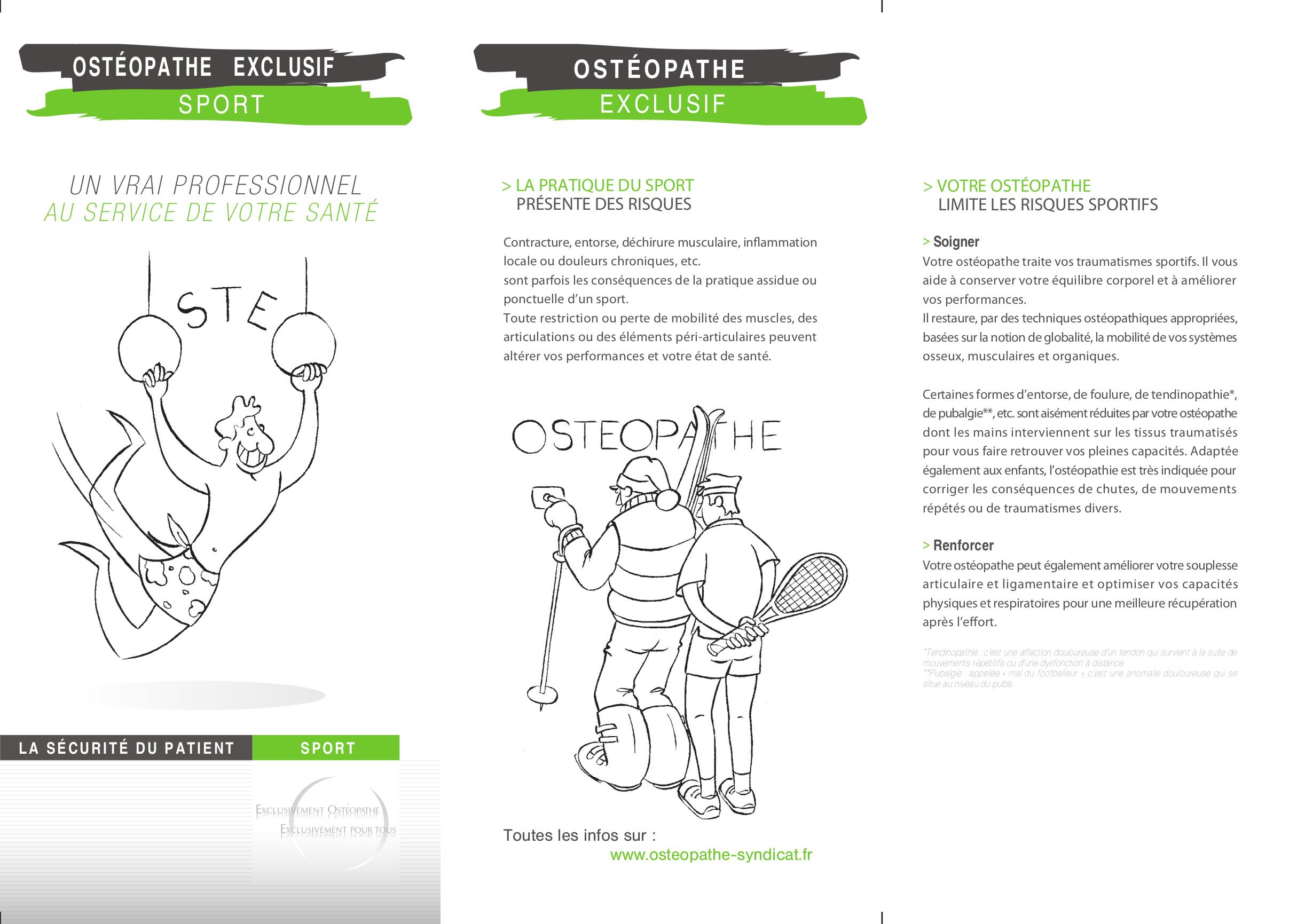 Fiche sport page 1